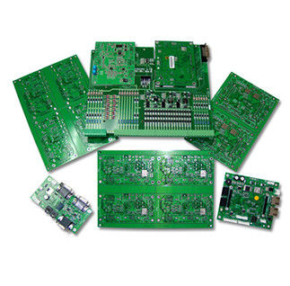 کیفیت خوب HDI Printed Circuit Board PCB Assembly Services OEM / ODM RoHS تامین کننده
