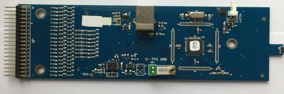 کیفیت خوب Blue Solder mask Pcb Prototype Assembly , Game SMT / DIP Assembly تامین کننده